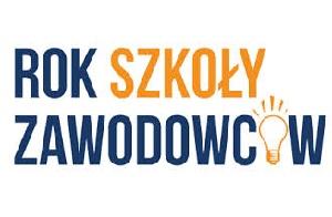 Logo Rok Szkoły Zawodowców