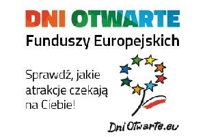 Logo Dni Funduszy Europejskich
