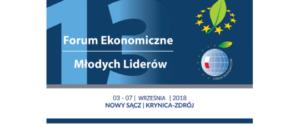XIII Forum Ekonomiczne Młodych Liderów